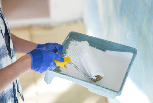 Malerarbeiten für Mehrfamilienhaus